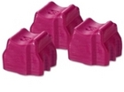 Remanufactured Xerox Phaser 8560 Magenta Ink Sticks 3 Pack