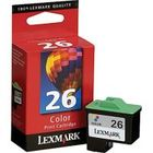 New Original Lexmark #26 Tri-Color Ink Cartridge (10N0026)