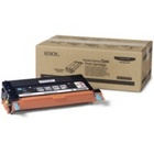 Genuine Xerox 113R00719 Cyan Toner Cartridge (Phaser 6180) (2K Yield)
