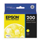 Genuine EPSON T200 Yellow Ink Cartridge (T200420)