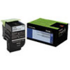 Genuine Lexmark 70C10K0 Black Toner Cartridge (701K) (1,000 Yield)