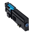 Dell C2660DN, C2665DF High Yield Cyan Remanufactured Toner (TW3NN)