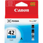 Genuine Canon 6388B002 Photo Cyan Ink Cartridge (CLI-42PC)
