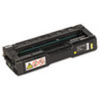 Genuine Ricoh 406044 Yellow Toner Cartridge (2,000 Yield)