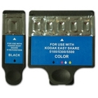 Kodak 8063299 Remanufactured Combo Black & Tri-Color #10 Ink Cartridge