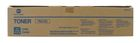 New Original Konica Minolta 8938-708 Cyan Toner Cartridge