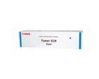 Genuine Canon CRG-034 Cyan Toner Cartridge (9453B001AA)