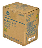 New Original Konica Minolta A0X5235 Yellow Toner Cartridge