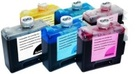 Canon BCI-1411 - Remanufactured 6 Color Ink Catridge Set (Black, Cyan, Magenta, Yellow, Light Cyan, Light Magenta)