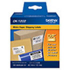 Genuine Brother DK1202 Shipping Die-Cut Paper Label (300 Labels) (1/Pkg)