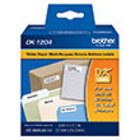 Genuine Brother DK1204 Multipurpose Die-Cut Paper Label (400 Labels) (1/Pkg)
