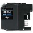 Genuine Brother LC205C Cyan Ink Cartridge