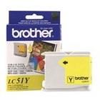 Genuine Brother LC51Y Yellow Ink Cartridge
