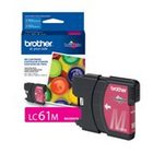 Genuine Brother LC61M Magenta Ink Cartridge