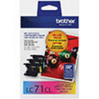 Genuine Brother LC713PKS (3 Color Combo Ink Pack)