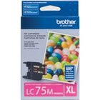 Genuine Brother LC75M Magenta Ink Cartridge