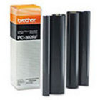 Genuine Brother PC302RF Black 2-Pack Fax Refill