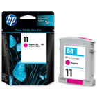 New Original HP 11 Magenta Ink Cartridge (C4837A)