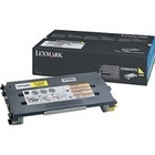 Genuine Lexmark C500H2YG Yellow Toner Cartridge (3,000 Yield)