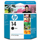 New Original HP C5011DN Black Ink Cartridge (#14B)