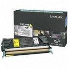 Genuine Lexmark C5200YS Yellow Toner Cartridge (1,500 Yield)