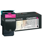 Genuine Lexmark C540H1MG Magenta High Yield Toner Cartridge (2K Yield)