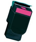 Lexmark C540H2MG Magenta High Yield Remanufactured Toner (2,000 Yield)