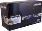 Genuine Lexmark C792X2YG Yellow Toner Cartridge (20,000 Yield)