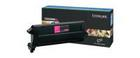 Genuine Lexmark C9202MH Magenta Toner Cartridge (14,000 Yield)
