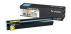 Genuine Lexmark C930H2YG Yellow Toner Cartridge (24,000 Yield)