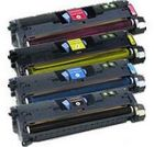 HP 121A Set Remanufactured Toner (C9700A/C9701A/C9702A/C9703A)