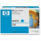 New Original HP 642A Cyan Toner Cartridge (CB401A)