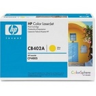 New Original HP 642A Yellow Toner Cartridge (CB402A)
