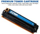 HP 125A Cyan Premium Toner Cartridge (CB541A)