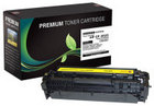 HP 304A Yellow Premium Compatible Toner Cartridge (CC532A)