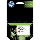 New Original HP 920XL Magenta Ink Cartridge (CD973AN) (#920XL)