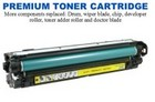 HP 650A Yellow Premium Toner Cartridge (CE272A)