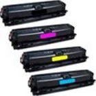 HP 651A Economy Color Toner Set (CE340A,CE341A,CE342A,43A)