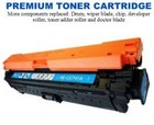 HP 307A Cyan Premium Toner Cartridge (CE741A)