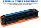 HP 131A Cyan Premium Toner Cartridge (CF211A)