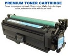 HP 653A Cyan Premium Toner Cartridge (CF321A)
