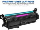 HP 201X Yellow Premium Toner Cartridge (CF402X)
