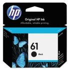 New Original HP 61 Black Ink Cartridge (CH561WN) (#61)