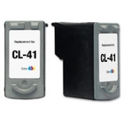 Canon CL-41 Tricolor Remanufactured Ink Cartridge (CL41)