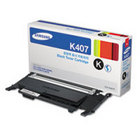 Samsung New Original CLT-K407S Black Toner Cartridge