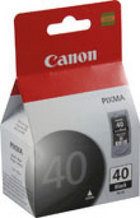 Genuine Canon PG-40 Black Ink Cartridge (0615B002)