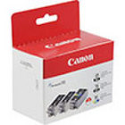 Genuine Canon 1509B007 Black & Color Ink Cartridge (PGI-35 CLI-36)