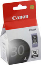Genuine Canon PG-30 Black Ink Cartridge (1899B002)