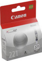 Genuine Canon CLI-221GY Gray Ink Cartridge (2950B001)