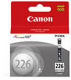 Genuine Canon CLI-226 Gray Ink Cartridge (4550B001)